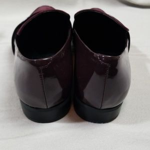 Marc Fisher Shoes - Marc Fisher Plum Loafers MFSHAINE2 Size 6.5M